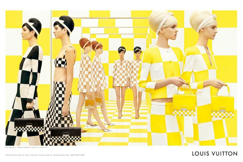 louis vuitton ss 2012-2013