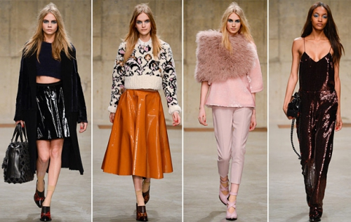 Topshop fall-winter 2013-2014