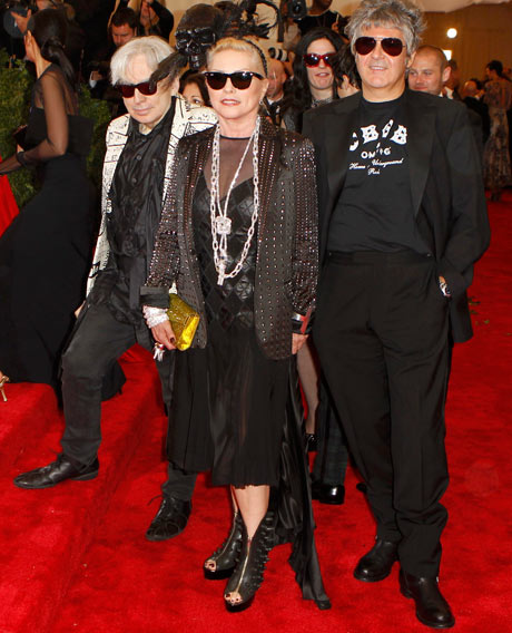 Met ball 2013: Debbie Harry