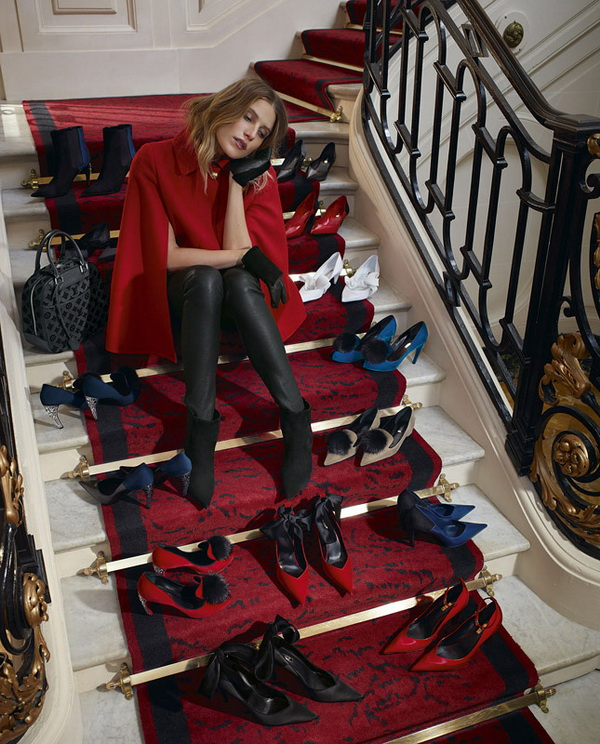 Louis Vuitton Pre-Fall 2013 Lookbook shoes