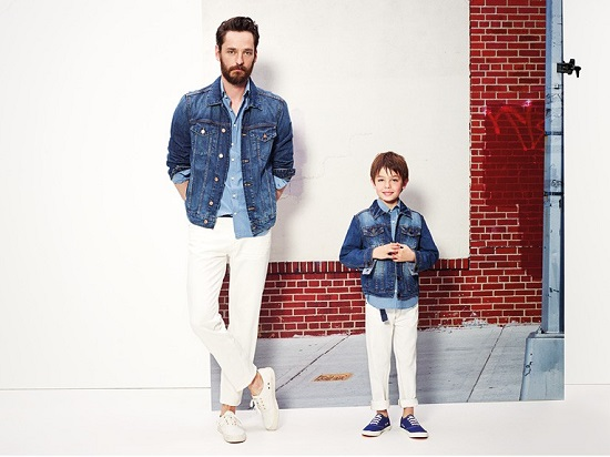 Mini me by Mango Kids 2014 1
