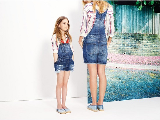 Mini me by Mango Kids 2014 7