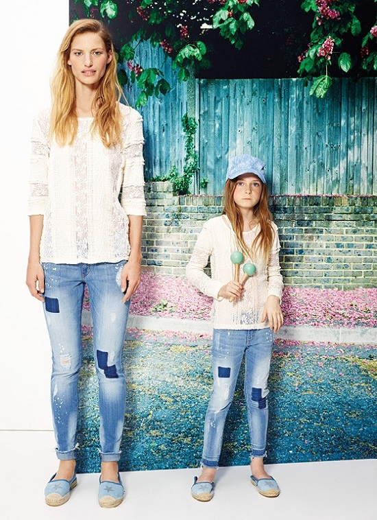 Mini me by Mango Kids 2014