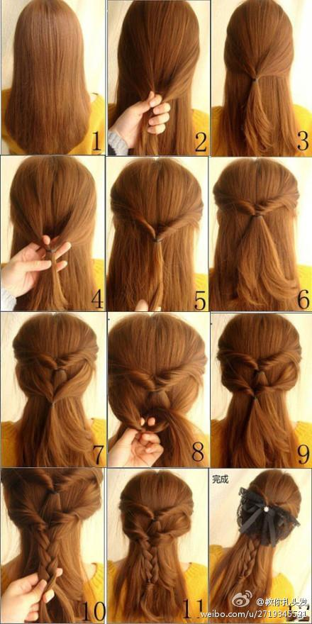 hairstyle-tutorials
