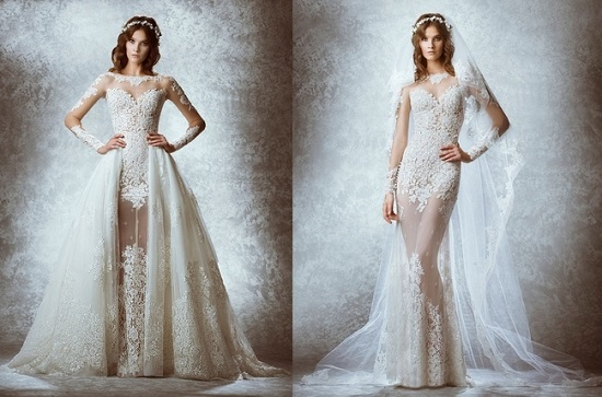 ZUHAIR MURAD wedding dress 2014 11