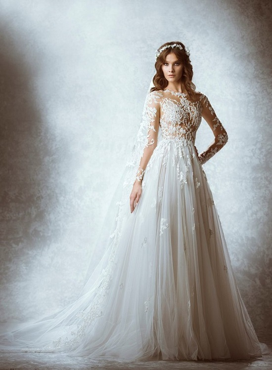 ZUHAIR MURAD wedding dress 2014 5