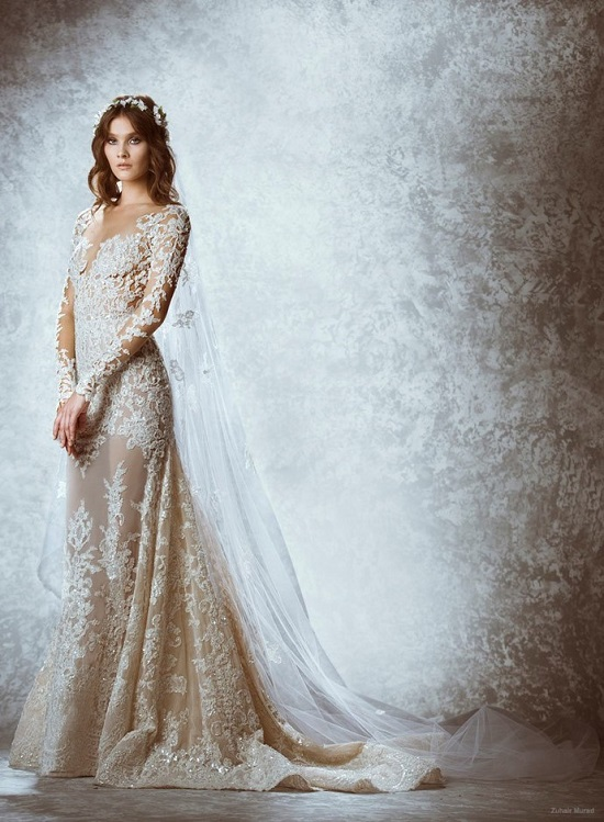 ZUHAIR MURAD wedding dress 2014 6