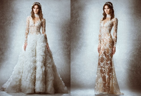 ZUHAIR MURAD wedding dress 2014 8