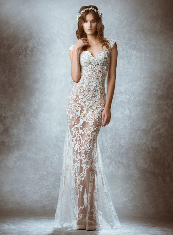 ZUHAIR MURAD wedding dress 2014 9