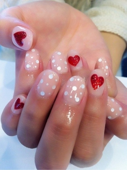 nail art for st val d 2015 3